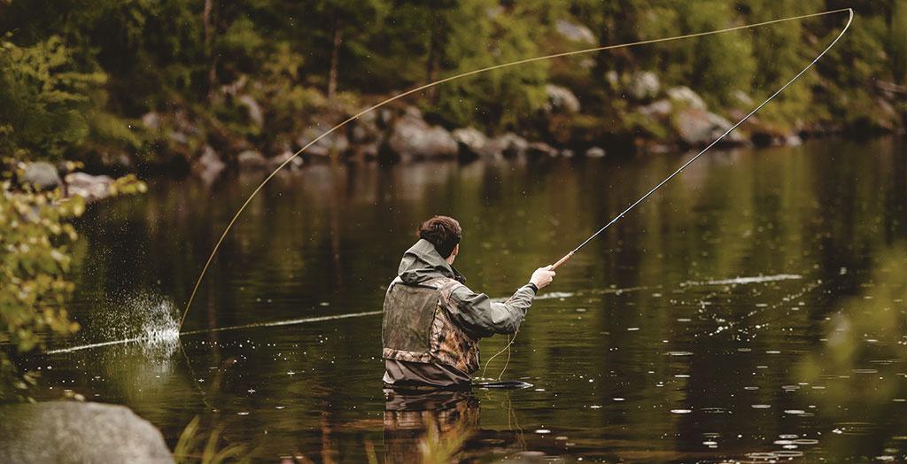 Sommermärchen - Angeln in den Flüssen des Großarltals